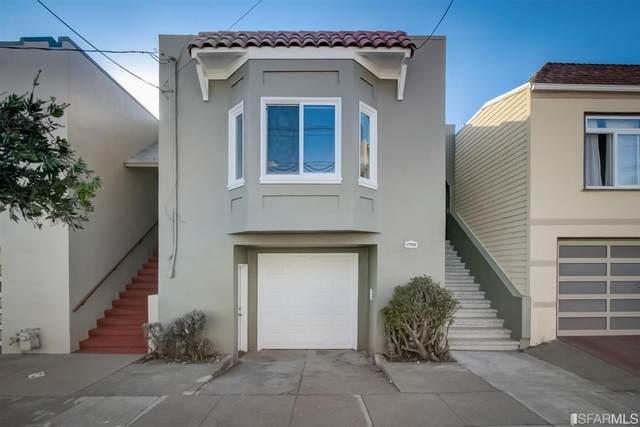 1583 46th Avenue, San Francisco, CA 94122 (#507675) :: Corcoran Global Living
