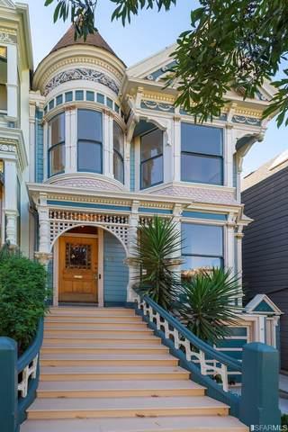 715 Ashbury Street, San Francisco, CA 94117 (MLS #508284) :: Keller Williams San Francisco