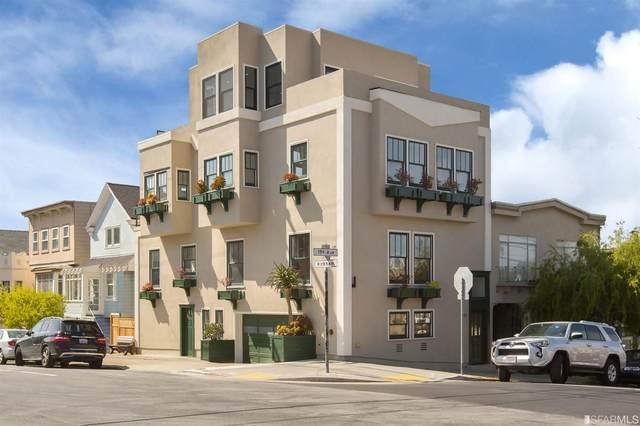 1495 11th Avenue, San Francisco, CA 94122 (MLS #421523069) :: Keller Williams San Francisco