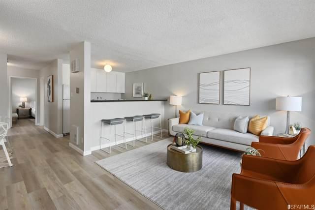 5 Embarcadero Street #226, Oakland, CA 94607 (#421542360) :: The Kulda Real Estate Group