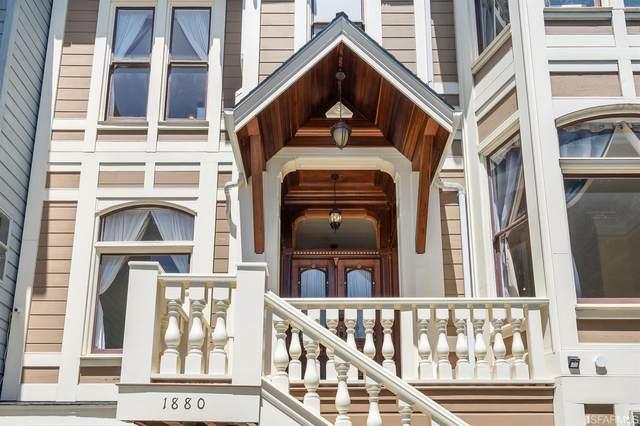 1880 Turk Boulevard, San Francisco, CA 94115 (MLS #421546523) :: Keller Williams San Francisco