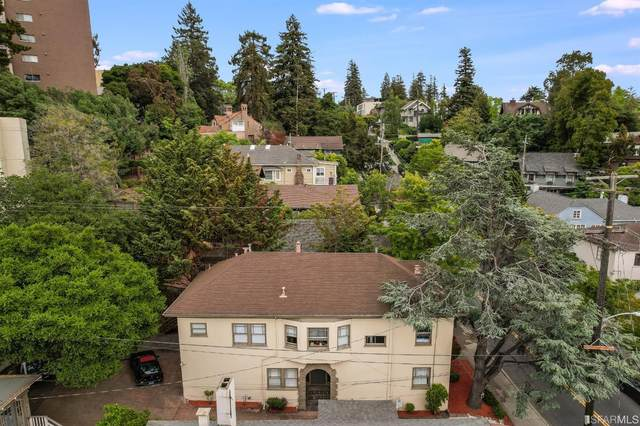 200 Monte Vista Avenue, Oakland, CA 94611 (#421555620) :: Corcoran Global Living