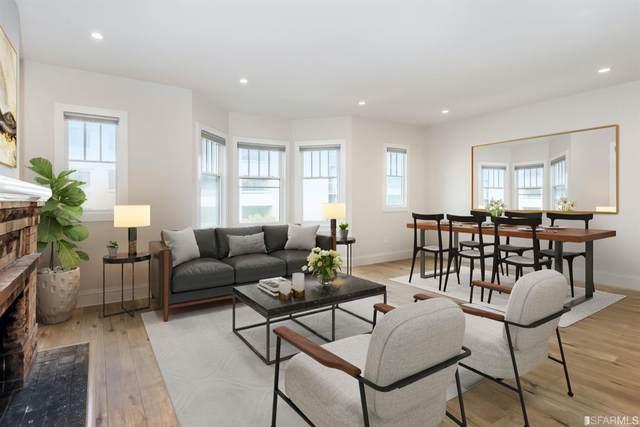 2177 Ofarrell Street, San Francisco, CA 94115 (#421578778) :: The Kulda Real Estate Group