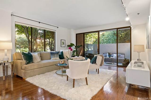 101 Lombard Street 108W, San Francisco, CA 94111 (#421597348) :: The Kulda Real Estate Group