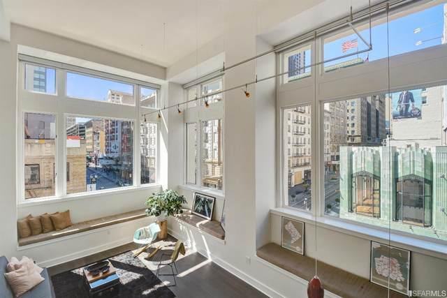 181 Ofarrell Street #314, San Francisco, CA 94102 (#504445) :: Corcoran Global Living