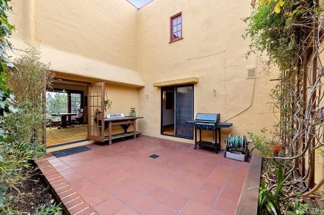 37 Arbor Street, San Francisco, CA 94131 (#507766) :: Corcoran Global Living
