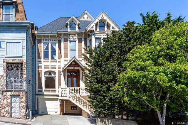 1880 Turk Boulevard, San Francisco, CA 94115 (#421546523) :: The Kulda Real Estate Group