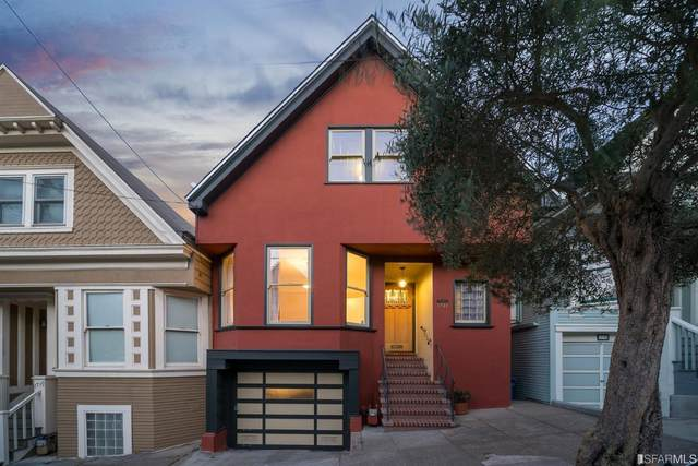 1721 Sanchez Street, San Francisco, CA 94131 (#506827) :: Corcoran Global Living