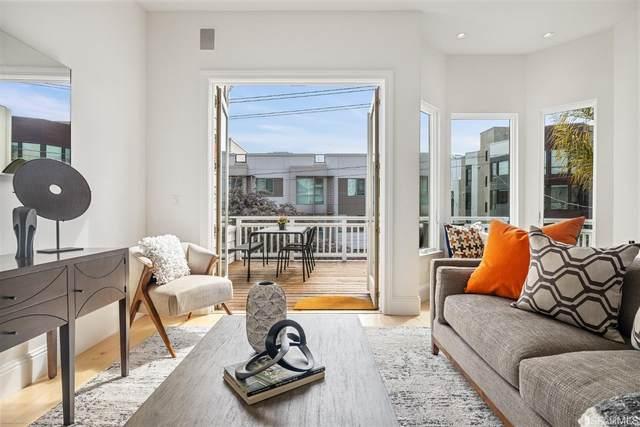 419 Laguna Street #2, San Francisco, CA 94102 (MLS #421564086) :: Keller Williams San Francisco