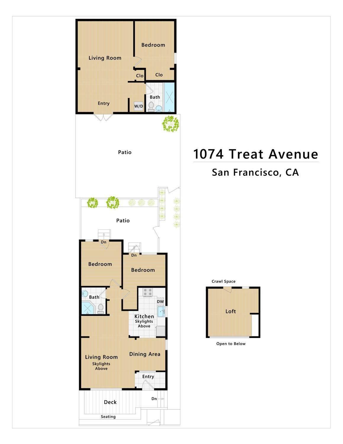 1074 Treat Avenue - Photo 1