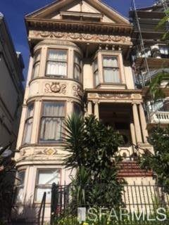 1736-1738 Fell, San Francisco, CA 94117 (MLS #467336) :: Keller Williams San Francisco