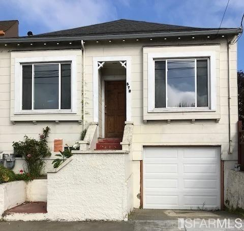 579 Moscow Street, San Francisco, CA 94112 (MLS #470875) :: Keller Williams San Francisco
