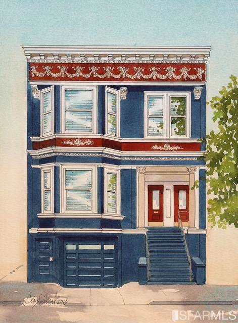 1158 Church Street, San Francisco, CA 94114 (#491499) :: Maxreal Cupertino