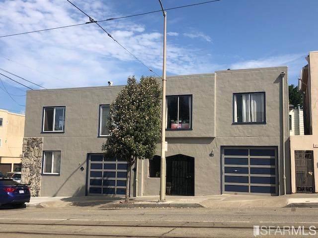 1396 47th Avenue, San Francisco, CA 94122 (MLS #508163) :: Keller Williams San Francisco