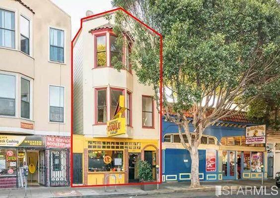2817 24th Street, San Francisco, CA 94110 (#508304) :: Corcoran Global Living