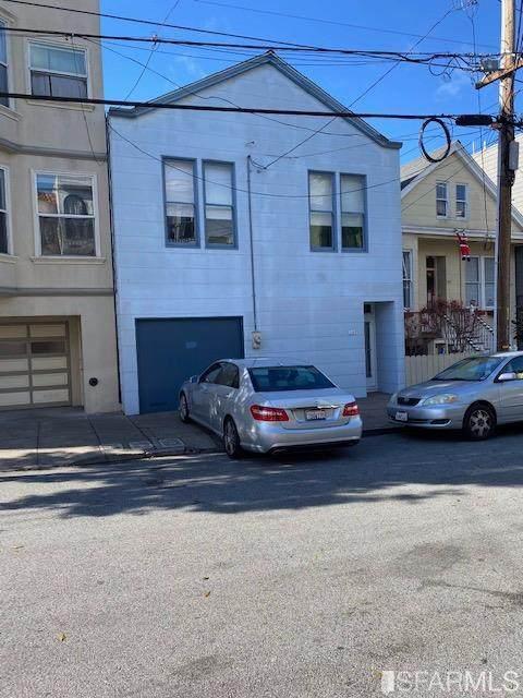 157 Wood Street, San Francisco, CA 94118 (MLS #512380) :: Keller Williams San Francisco