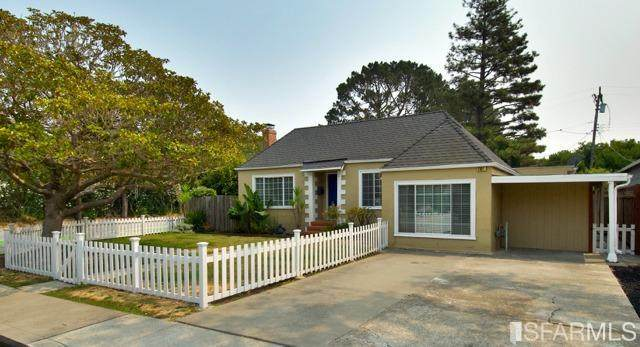 1101 Dufferin Avenue, Burlingame, CA 94010 (MLS #421519940) :: Keller Williams San Francisco