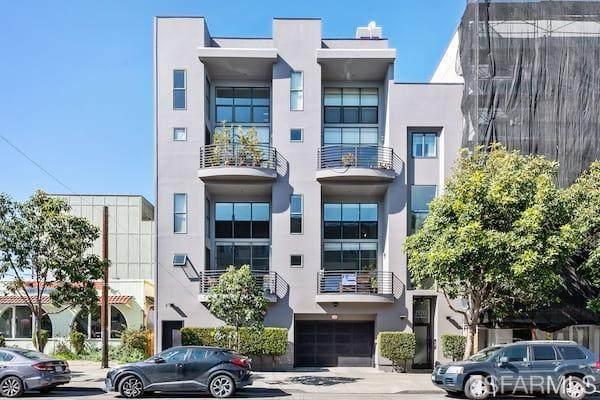 2170 Harrison Street #4, San Francisco, CA 94110 (#421525596) :: Corcoran Global Living