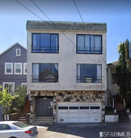 1739 Cabrillo Street, San Francisco, CA 94121 (MLS #421537962) :: Keller Williams San Francisco