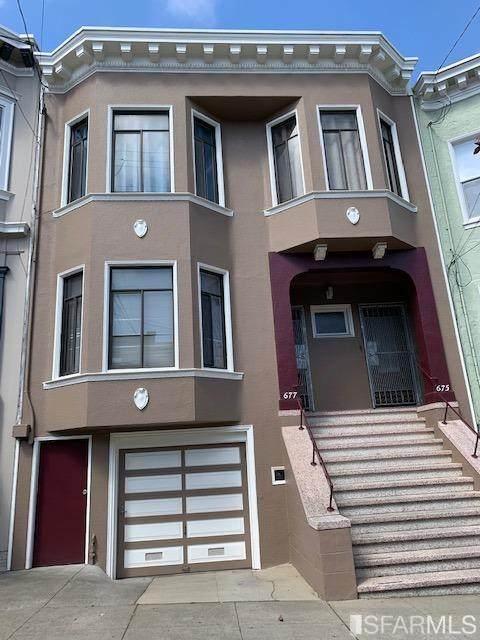 675 6th Avenue, San Francisco, CA 94118 (MLS #421553349) :: Keller Williams San Francisco