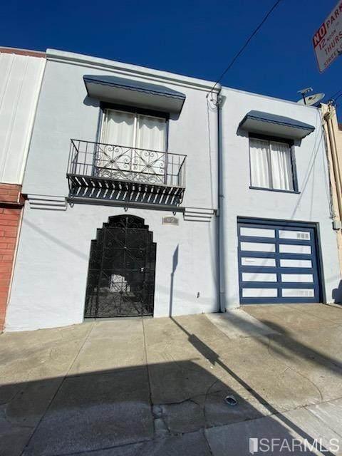 92 Reddy Street, San Francisco, CA 94124 (#421557475) :: The Kulda Real Estate Group