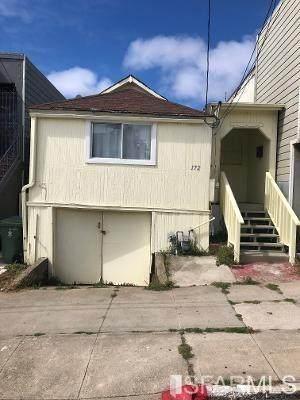 172 Hillcrest Drive, Daly City, CA 94014 (MLS #421567397) :: Keller Williams San Francisco