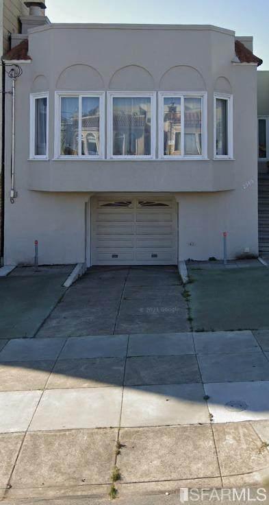 2345 27th Avenue, San Francisco, CA 94116 (MLS #421588358) :: Keller Williams San Francisco
