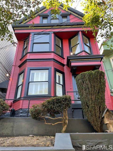 245 5th Avenue, San Francisco, CA 94118 (MLS #421585514) :: Keller Williams San Francisco