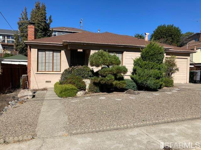 6443 Conlon Avenue, El Cerrito, CA 94530 (#421603775) :: The Kulda Real Estate Group