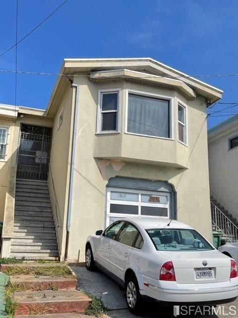 1362 23rd Avenue, San Francisco, CA 94122 (MLS #421586744) :: Keller Williams San Francisco