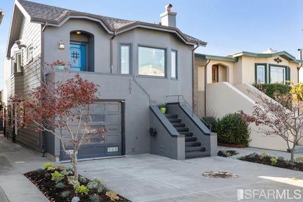 1261 31st Avenue, San Francisco, CA 94122 (#421604197) :: RE/MAX Accord (DRE# 01491373)
