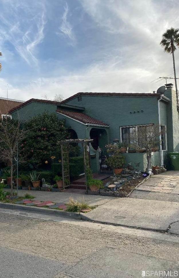 4139 Culver Street, Oakland, CA 94619 (#494845) :: Maxreal Cupertino
