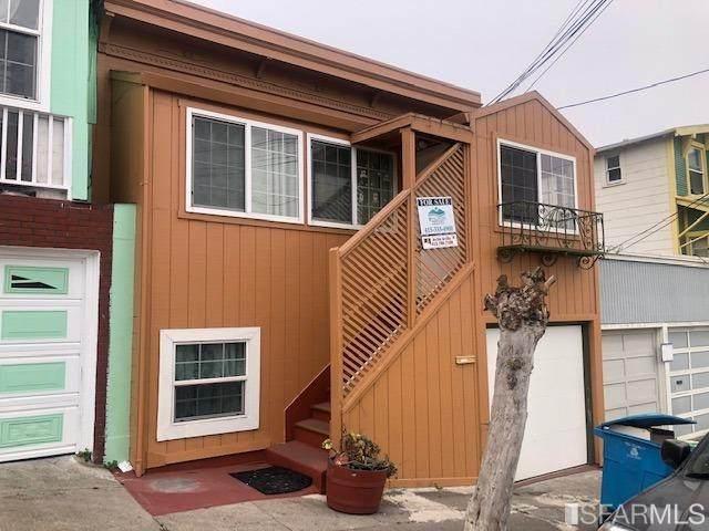 244 Lowell Street, San Francisco, CA 94112 (#505749) :: Corcoran Global Living