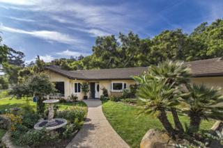 2550 Sycamore Canyon Rd, Montecito, CA 93108 (MLS #17-1008) :: The Zia Group