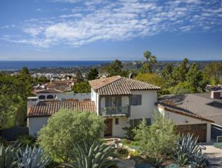 1933 Mission Ridge Rd, Santa Barbara, CA 93103 (MLS #17-1416) :: The Zia Group