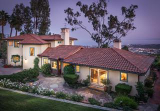 1810 Mission Ridge Rd, Santa Barbara, CA 93103 (MLS #17-1526) :: The Zia Group