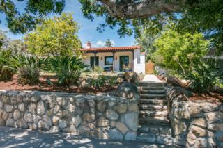2328 State Street, Santa Barbara, CA 93105 (MLS #17-1686) :: The Zia Group