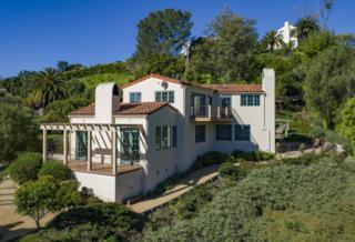 50 Camino Alto, Santa Barbara, CA 93103 (MLS #17-1174) :: The Zia Group