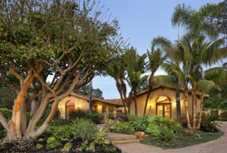 4066 Sonriente Road, Santa Barbara, CA 93110 (MLS #17-542) :: The Zia Group