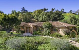 425 Via Hierba, Santa Barbara, CA 93110 (MLS #17-562) :: The Zia Group
