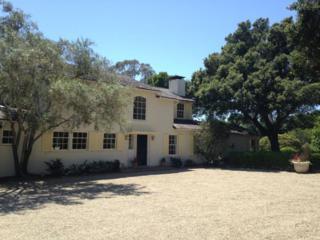 677 El Bosque Rd, Montecito, CA 93108 (MLS #17-1395) :: The Zia Group