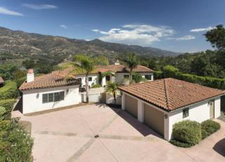 1031 Mission Ridge Rd, Santa Barbara, CA 93103 (MLS #17-1414) :: The Zia Group