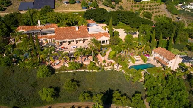 3756 Foothill (Private Lane), Santa Barbara, CA 93105 (MLS #19-3163) :: Chris Gregoire & Chad Beuoy Real Estate