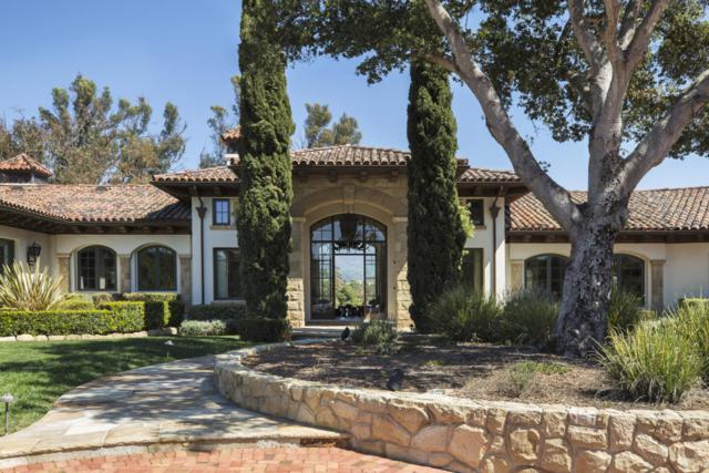 4280 Via Esperanza, Santa Barbara, CA 93110 (MLS #17-1038) :: The Epstein Partners