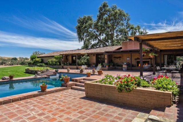 5999 Foxen Canyon Road, Los Olivos, CA 93460 (MLS #17-1422) :: The Zia Group