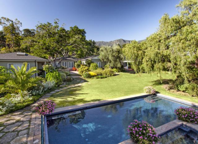 1422 East Valley Rd, Montecito, CA 93108 (MLS #17-1440) :: The Zia Group