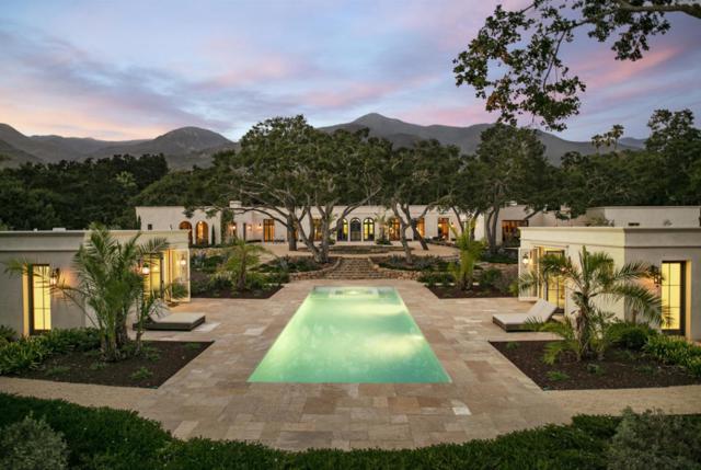 789 Rockbridge Road, Montecito, CA 93108 (MLS #17-1497) :: The Zia Group