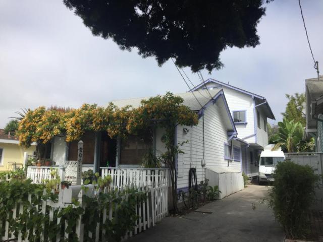 312 W Yanonali Street, Santa Barbara, CA 93101 (MLS #17-1676) :: The Zia Group