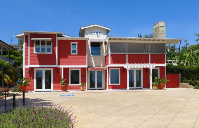 2420 Lillie Ave, Summerland, CA 93067 (MLS #17-1753) :: The Epstein Partners