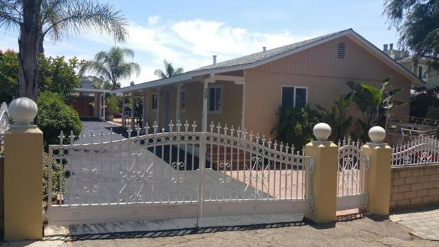 28 Portola Ln, Santa Barbara, CA 93105 (MLS #17-1776) :: The Zia Group